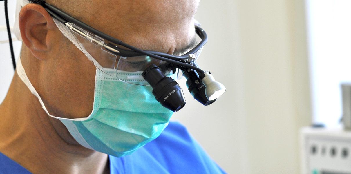 zahnarzt dr. walter trier Oralchirurgie